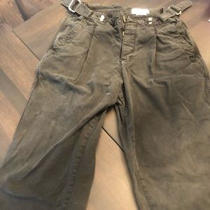 Anthropologie high-waisted pants